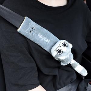 차량 안전벨트용 인형  새거(3+1)