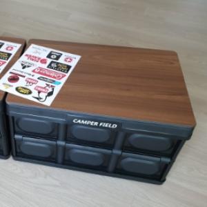 폴딩박스 상판 테이블